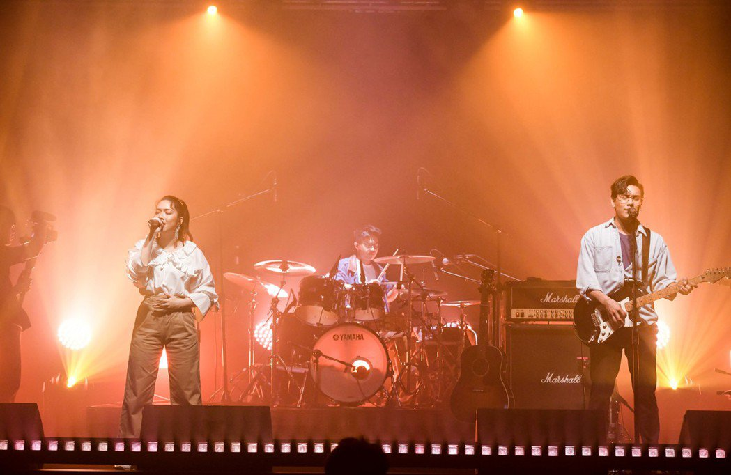 告五人今晚於台北Legacy開唱。圖/相知音樂提供