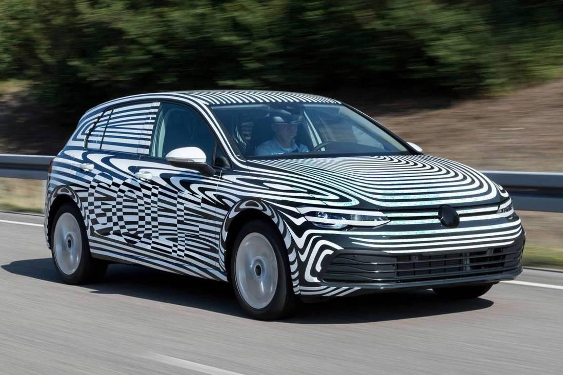 全新第八代Volkswagen Golf準備好了 秋高氣爽時就會發表!