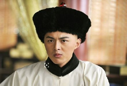 葉祖新曾在「步步驚心」中飾演十爺,有「古裝花美男」稱號。圖/摘自微博