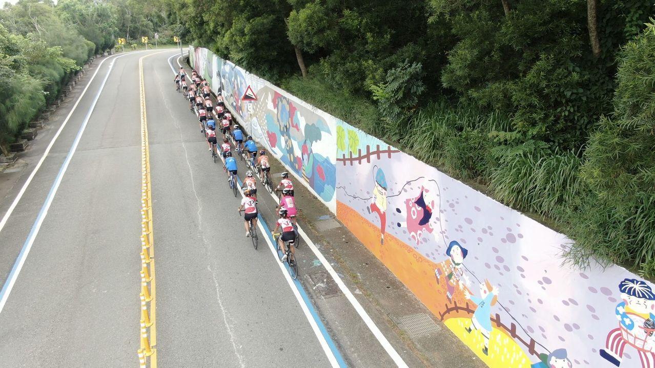 想騎自行車挑戰147公尺高低落差 就來台中大甲鐵砧山