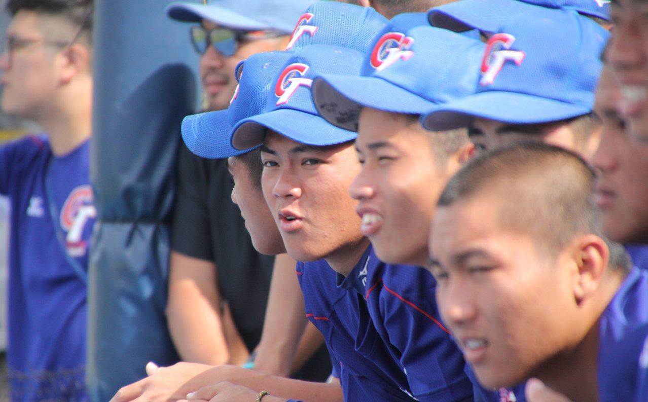 中華隊預賽第2戰對上美國隊,林子崴先發。記者葉姵妤/攝影