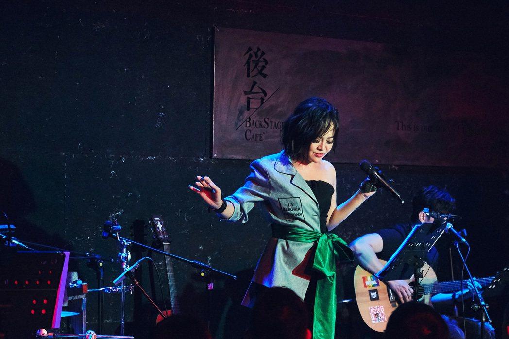 戴愛玲連續第2年舉辦「戴著愛走」公益音樂會,助偏鄉小學童放手追夢。圖/索尼音樂提...