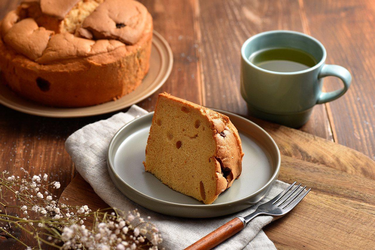 「春上布丁蛋糕」手工黑糖,110元。圖/Global Mall提供