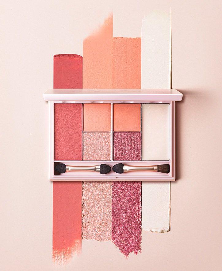 innisfree「My Palette我的彩妝盤」秋冬限定版新色眼影、腮紅的色...