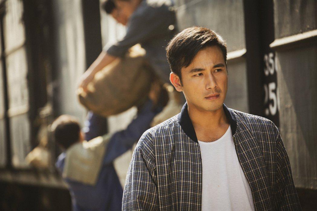 傅子純在劇中飾演仗義直言常為弱小挺身而出的「清風」。圖/公視提供