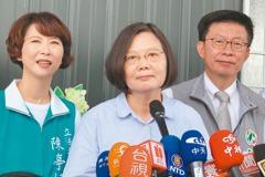 蔡英文、柯文哲明同框 台灣價值再交鋒?