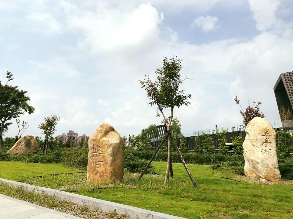 張大千三巨石從巴西飄洋過海,輾轉運到故宮南院園區「大千石庭」典藏,讓遊客緬懷大師...
