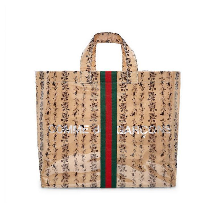 COMME des GARÇONS旗下SHIRT系列再度聯手Gucci推出牛皮紙...
