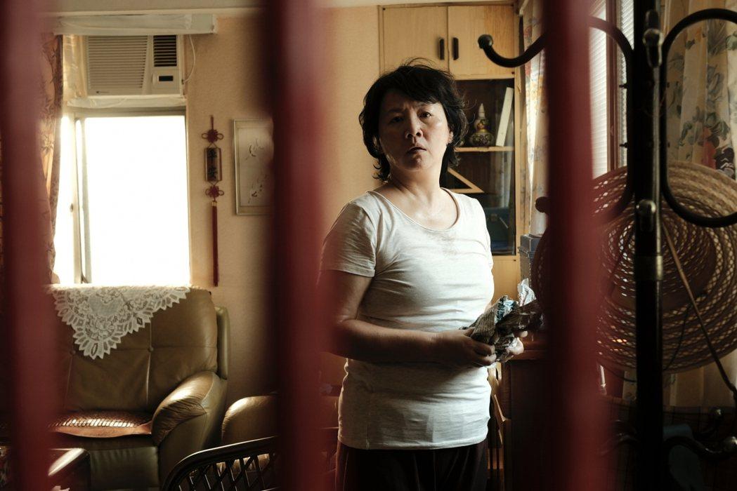 王琄因電影短片「媽媽桌球」入圍金鐘迷你劇影后。圖/劇組提供