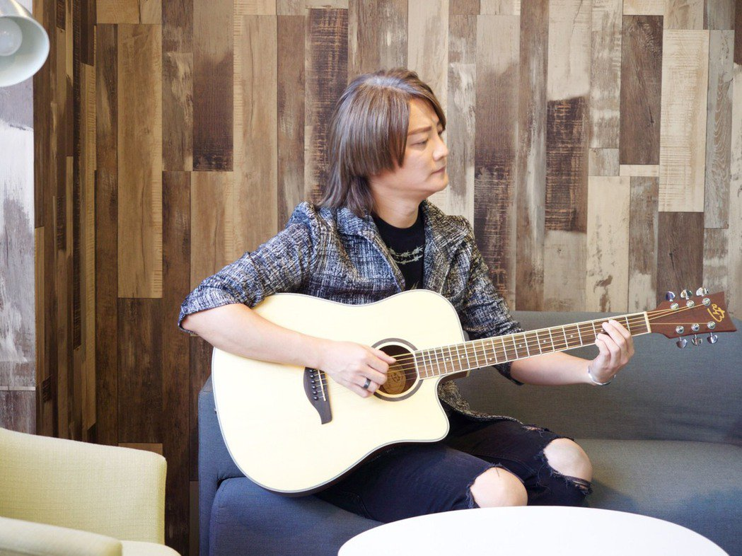 阿沁創立音樂學院圓夢。圖/UTS國際音樂專門學校提供