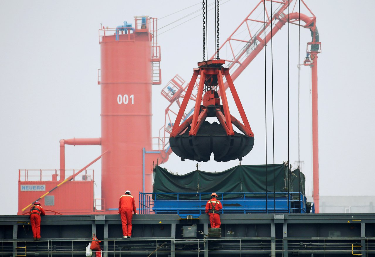 BDI指數在回檔後立即反彈,國內散裝船業者也看好接下來的供需狀況。 路透