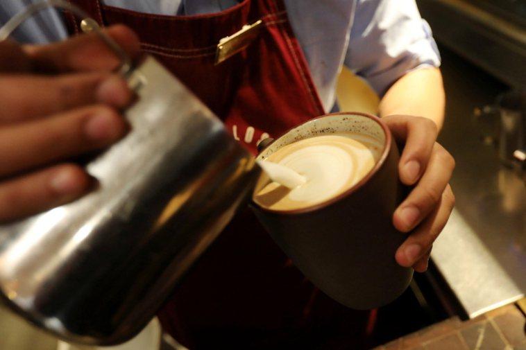 咖啡。 圖/路透社