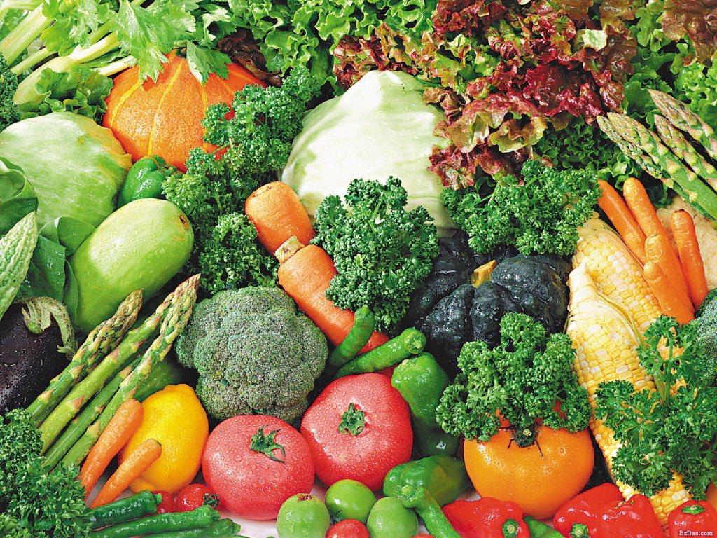 清淡飲食≠只吃蔬果。 圖/報系資料照