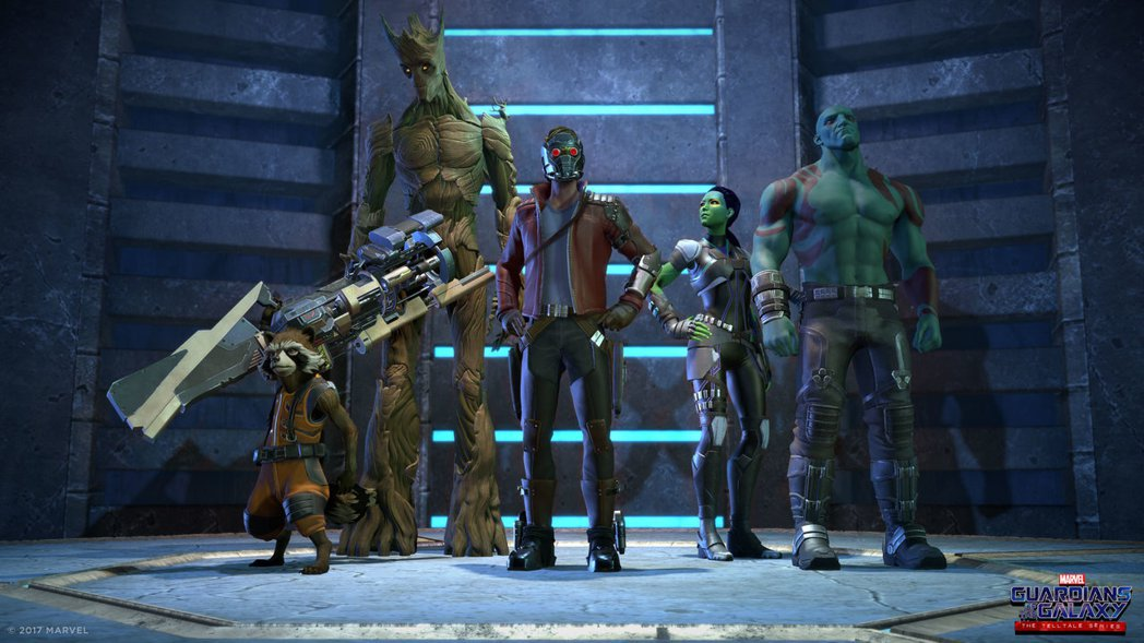 Telltale《Marvel's Guardians of the Galax...
