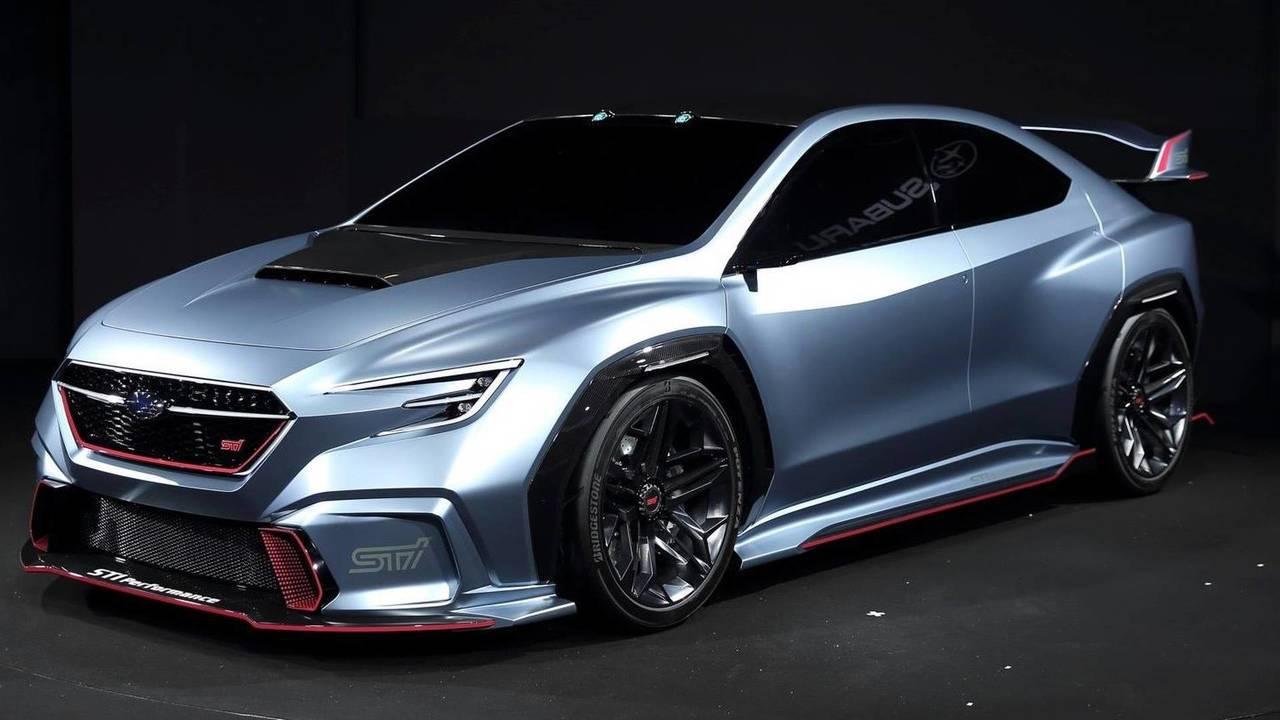 關於Subaru WRX、Levorg的改款?我們只能展望2020年底!