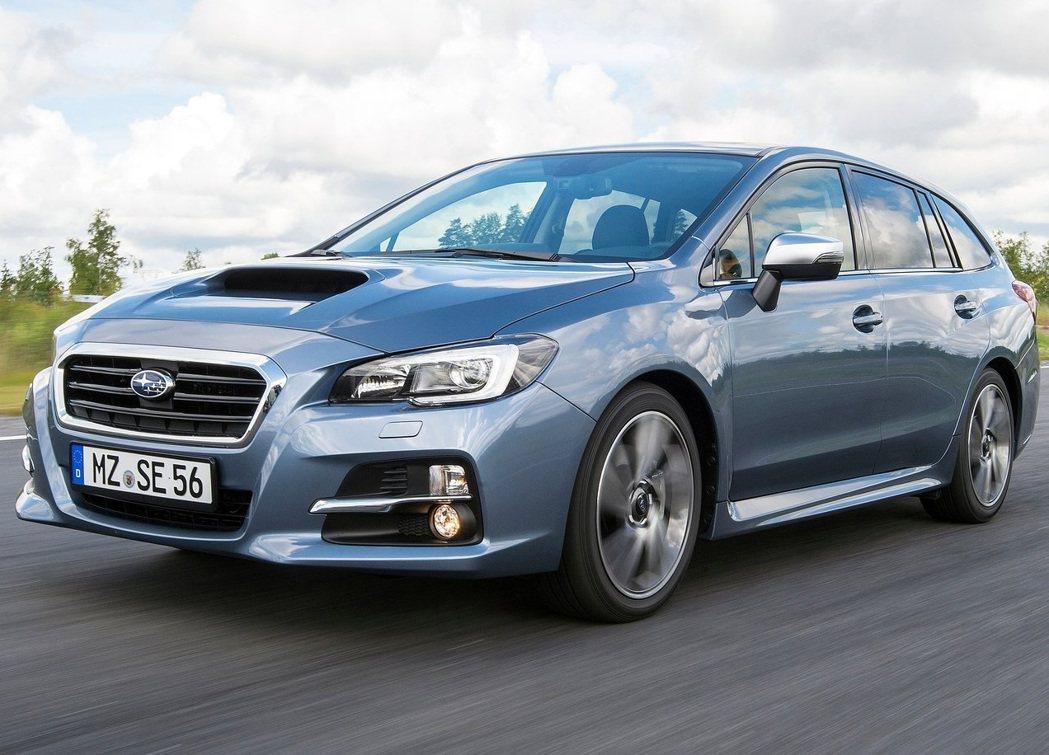 Subaru Levorg。 摘自Subaru