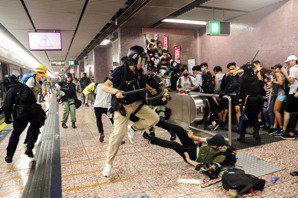 831實錄(下):何以皇家香港警察淪為中國「有牌流氓」?