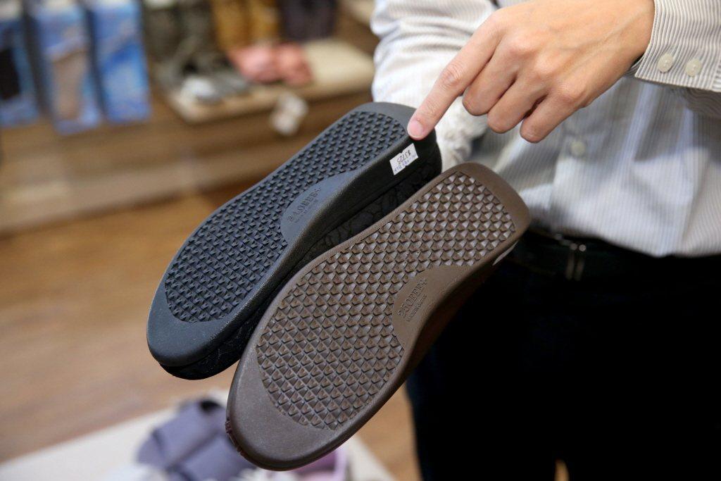 糖尿病患者選鞋重點就是鞋底要夠硬、夠結實,以免穿出門時因為路面上的石頭或異物太硬...