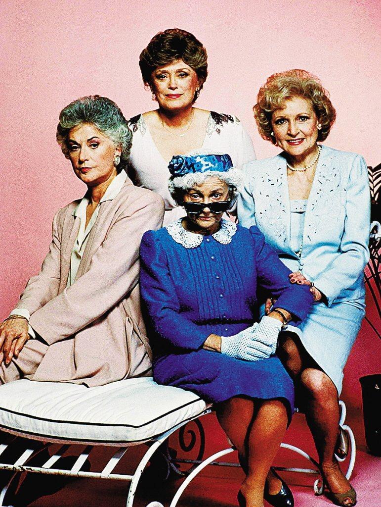 加拿大安大略省有四名女性友人合購房子共享退休生活,形成現實版的「黃金女郎」。 圖...