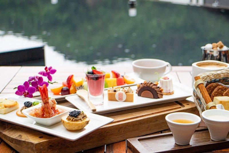 北投麗禧雍翠庭下午茶。 業者/提供