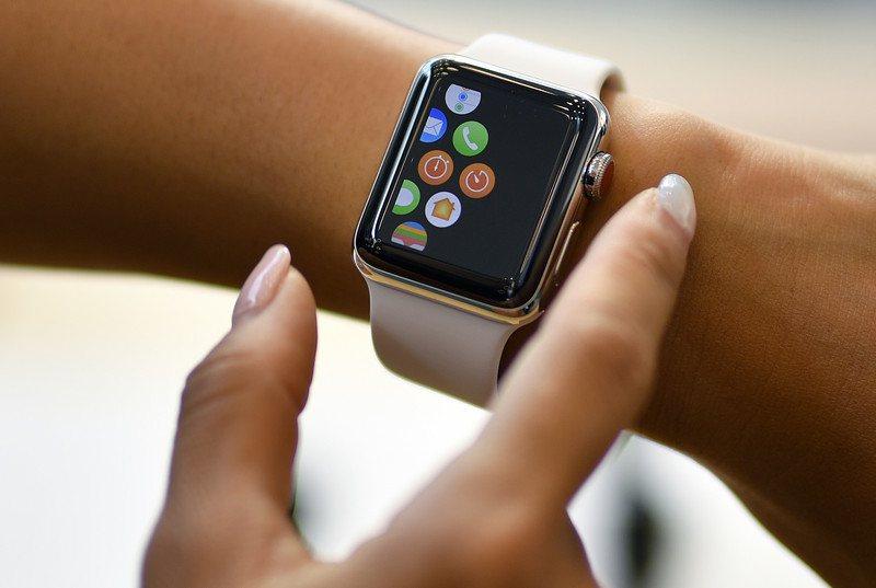 Apple確認在極少數的情況下,Apple Watch Series 2或Ser...