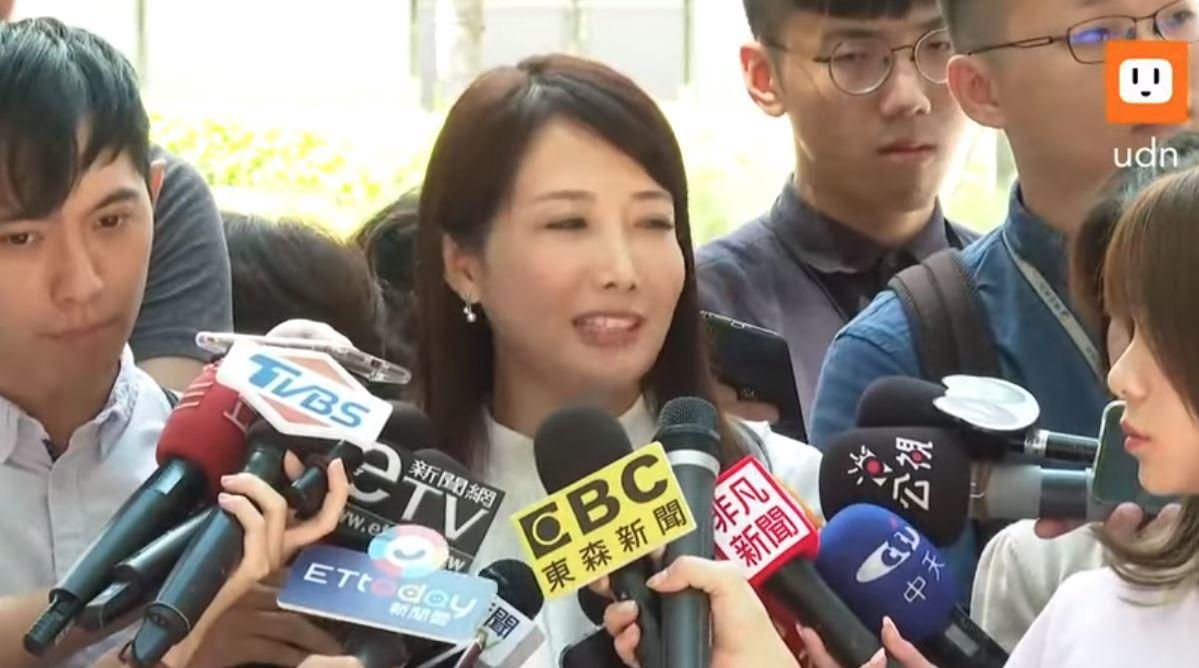 蔡沁瑜表示,郭台銘對這件事情沒有任何期待,即便國民黨有任何變化,郭台銘也不會回到...