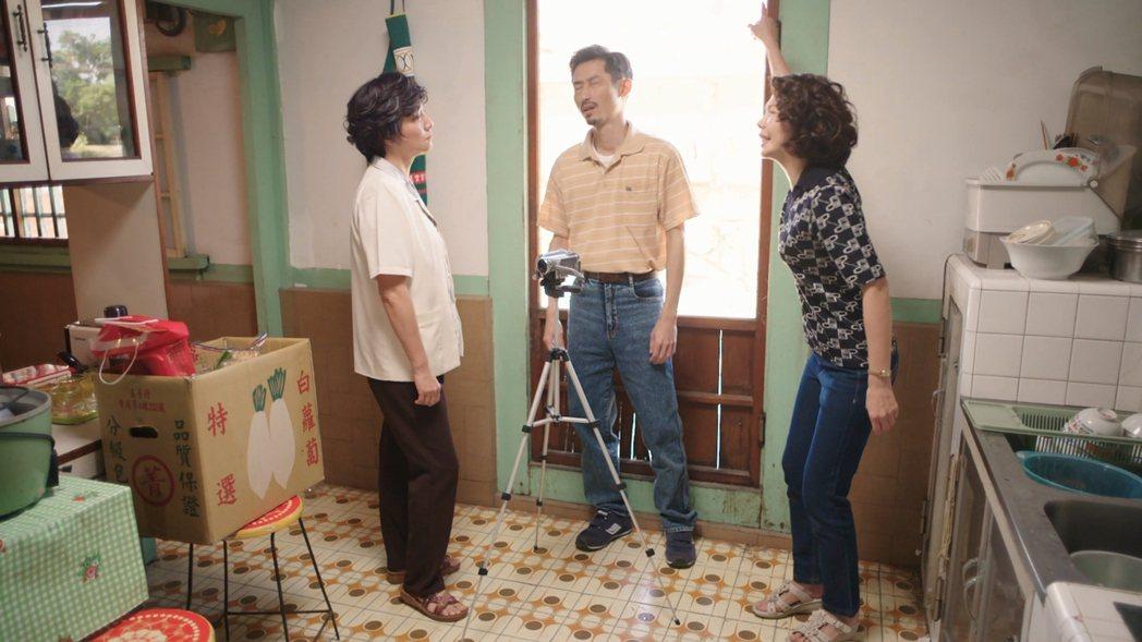 「俗女養成記」結局中婆媳吵架戲碼衝高收視。圖/華視提供