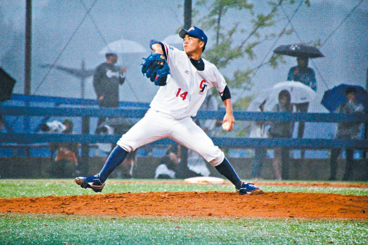 中華隊先發投手王彥程能在逆境之中堅持到底,讓日本隊吞下在預賽唯一一敗,實在是非常...