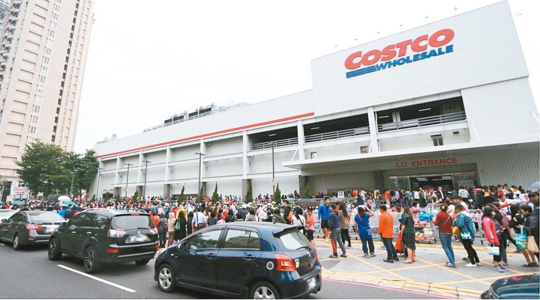 好市多漲幅最大的高雄前鎮店,位於中華五路,1997年開幕,是好市多第一家台灣分店...