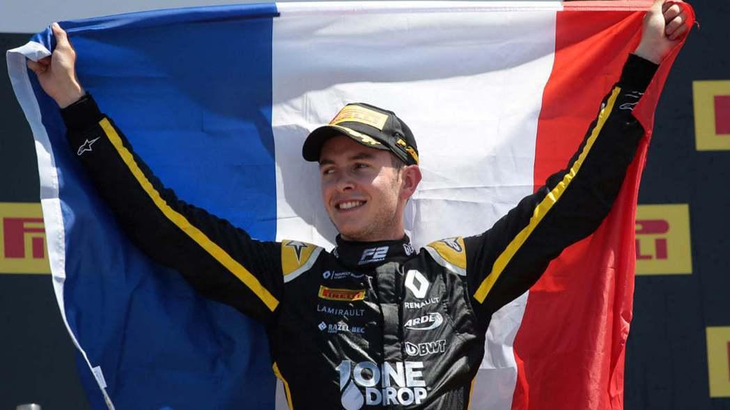 F2車手Anthoine Hubert於決賽時發生意外不幸身亡。 摘自F1