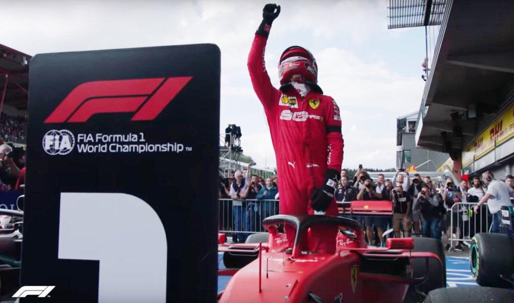 Leclerc:這一勝是為了Anthoine Hubert! 摘自F1