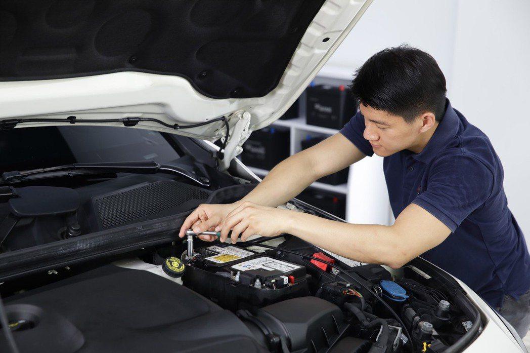 電瓶專家吳建邦表示,適時的對電瓶做各項檢測相對重要,而汽車電瓶的規格、品質及來源...