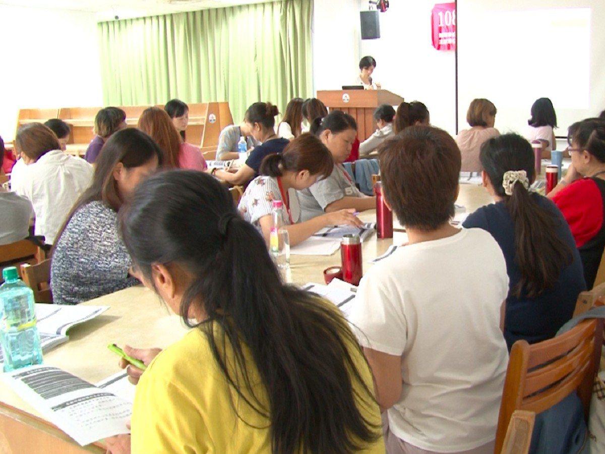 立心慈善基金會於9月再開辦第二梯次長照課程,有30位學鄉親參與,為偏鄉儲備長照人...