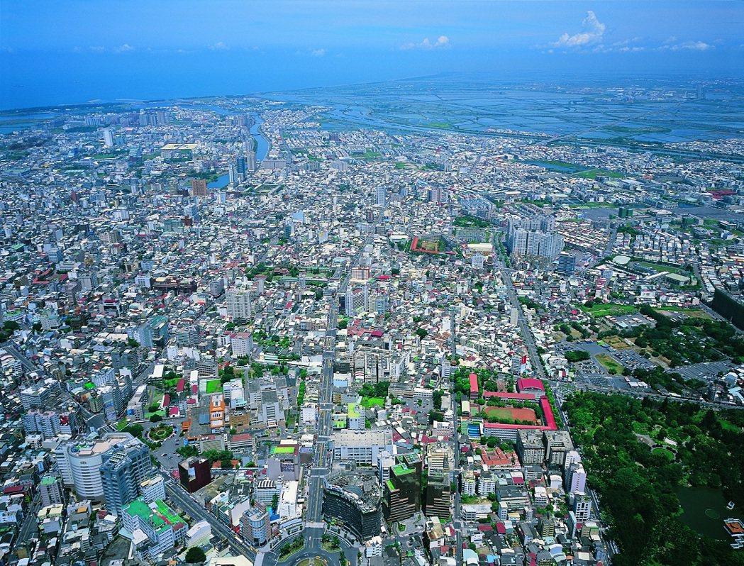 台南都市計畫第五次通盤檢討實施。圖/都發局提供