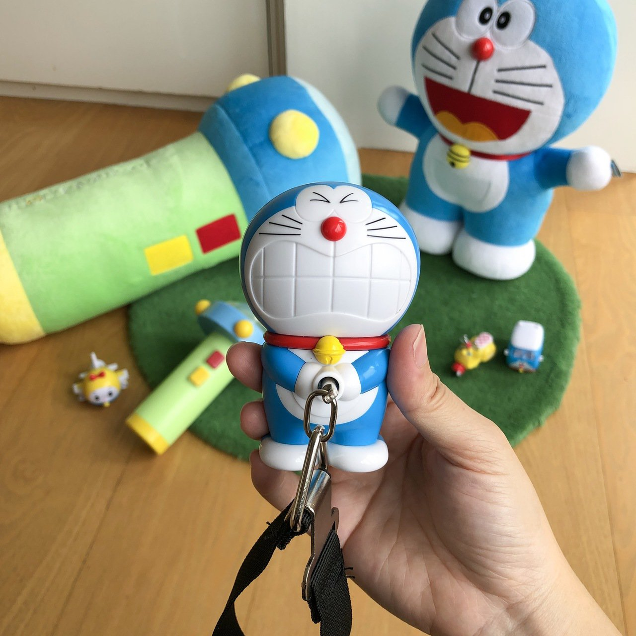 7-ELEVEN於9月11日下午3點起開放「哆啦A夢神奇道具」第二波限量商品預購...