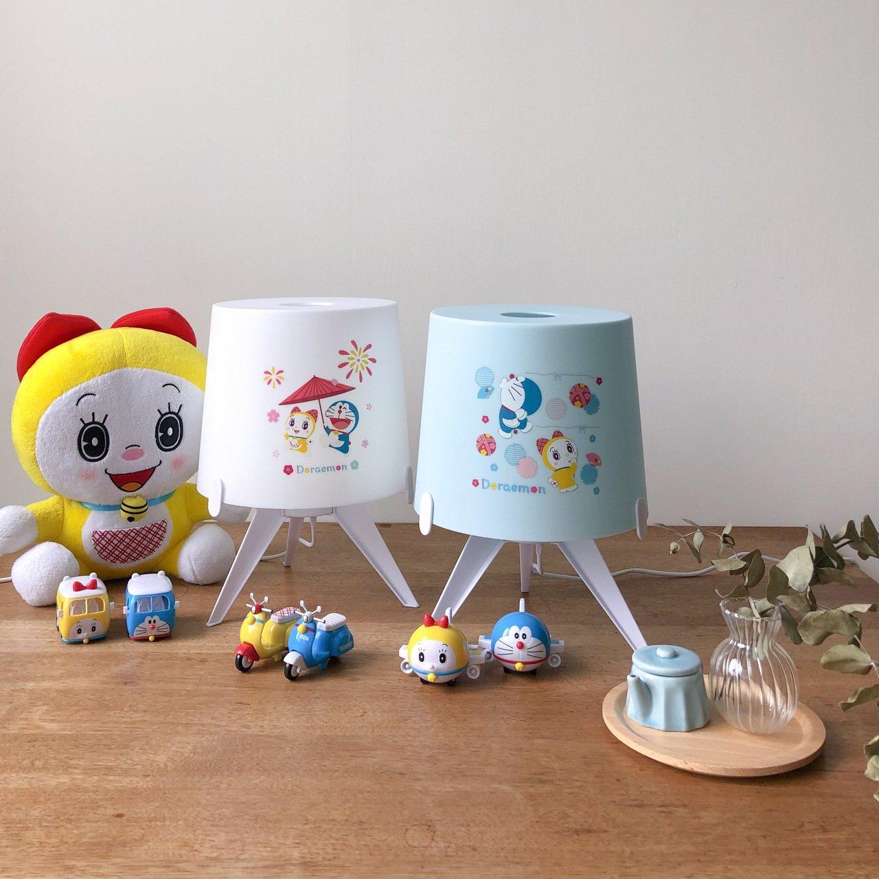 7-ELEVEN第二波「哆啦A夢神奇道具」集點將於9月11日開跑,限量和風檯燈集...