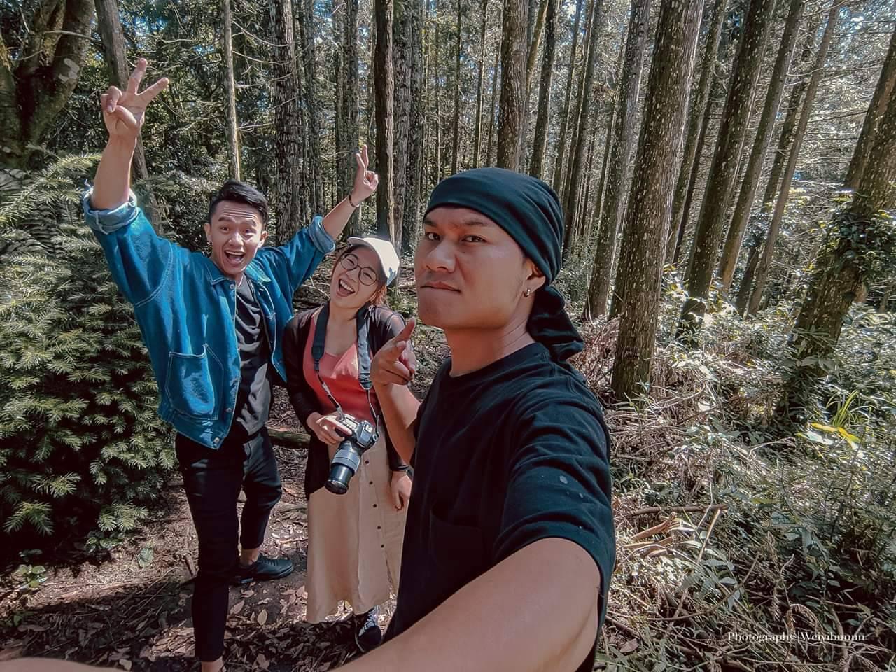 「環島走部落」以專業攝影專長紀錄部落與傳承傳統文化。圖/青年署提供