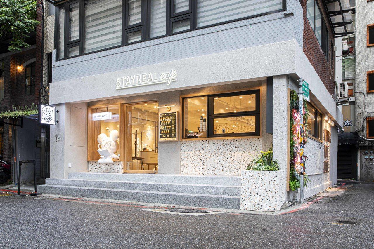 StayReal Café重新改裝呈現北歐風。圖/StayReal Café提供
