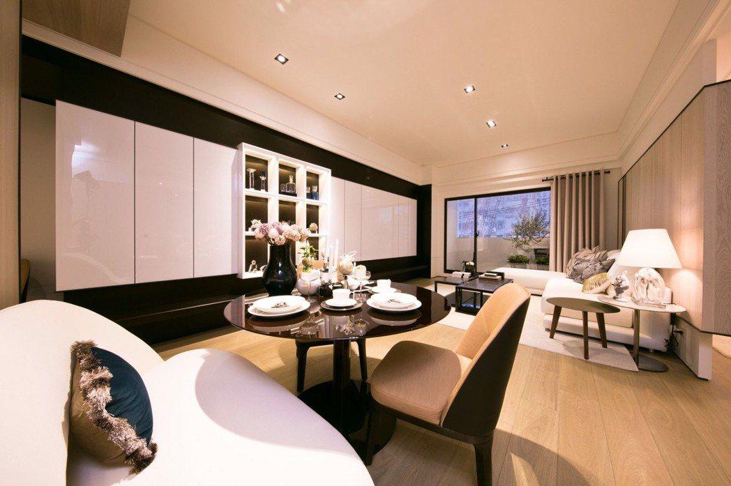 寬敞室內空間,提供舒適入住體驗。圖/甲桂林廣告提供