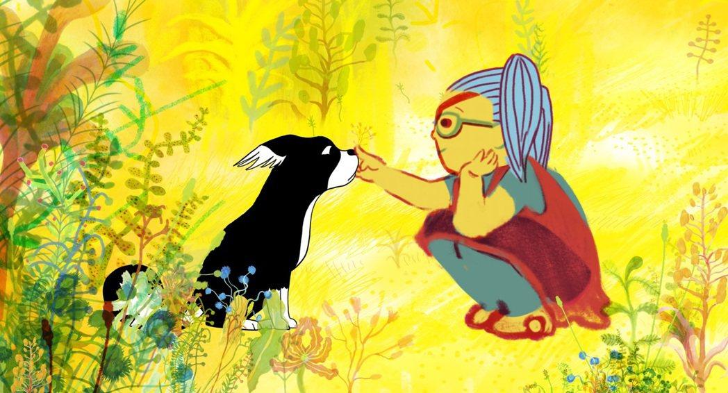 在安錫動畫影展感動觀眾的「汪星人的奇幻漂流」描述狗狗輾轉流離的一生。圖/台中國際...