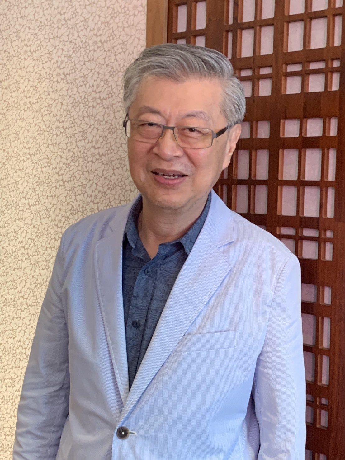 行政院前院長、新世代金融基金會董事長陳冲。記者沈婉玉/攝影