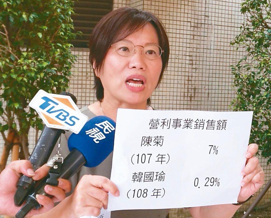 民進黨立委劉世芳2016年攻下左楠地區藍軍票倉,拚連任戰力不容小覷。 記者蔡容喬/攝影