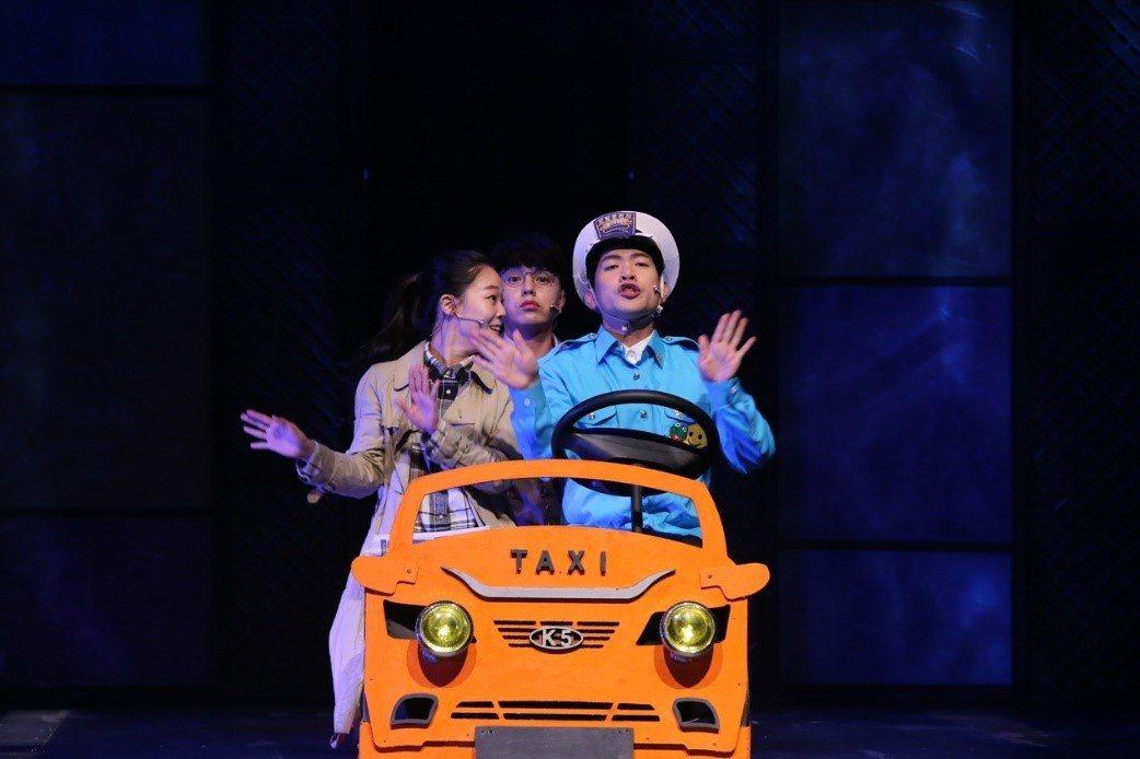 南韓原創音樂劇「尋找金鐘旭」台北演出大受好評,觀眾看過直呼想二刷。 圖/聯合報系...