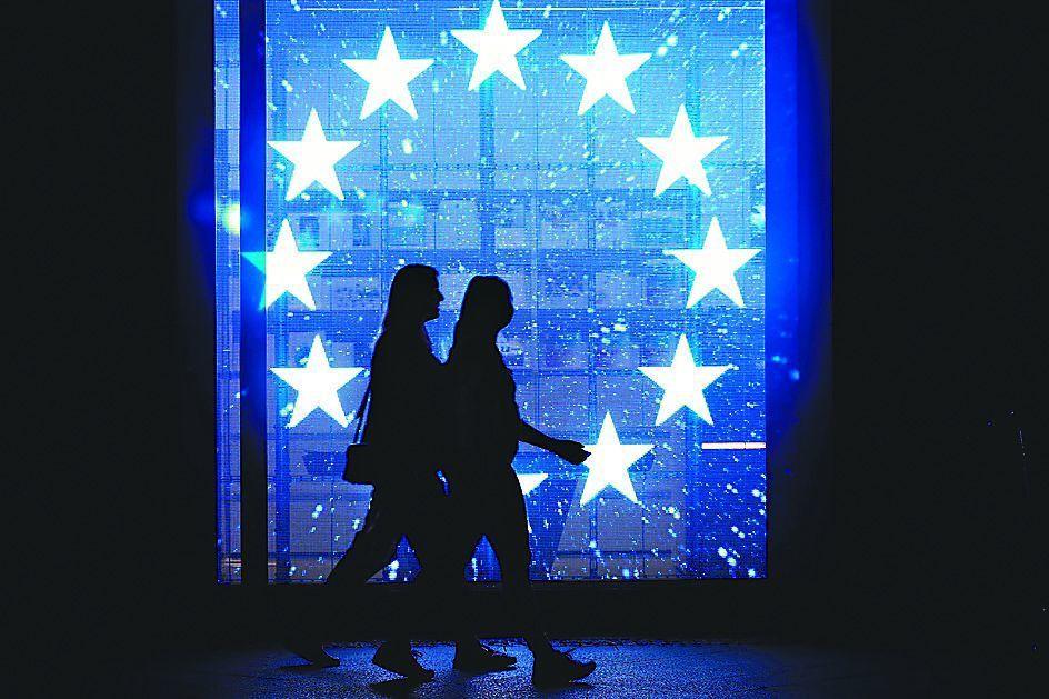 英國與歐盟在脫歐協議上仍未達成共識。 (路透)