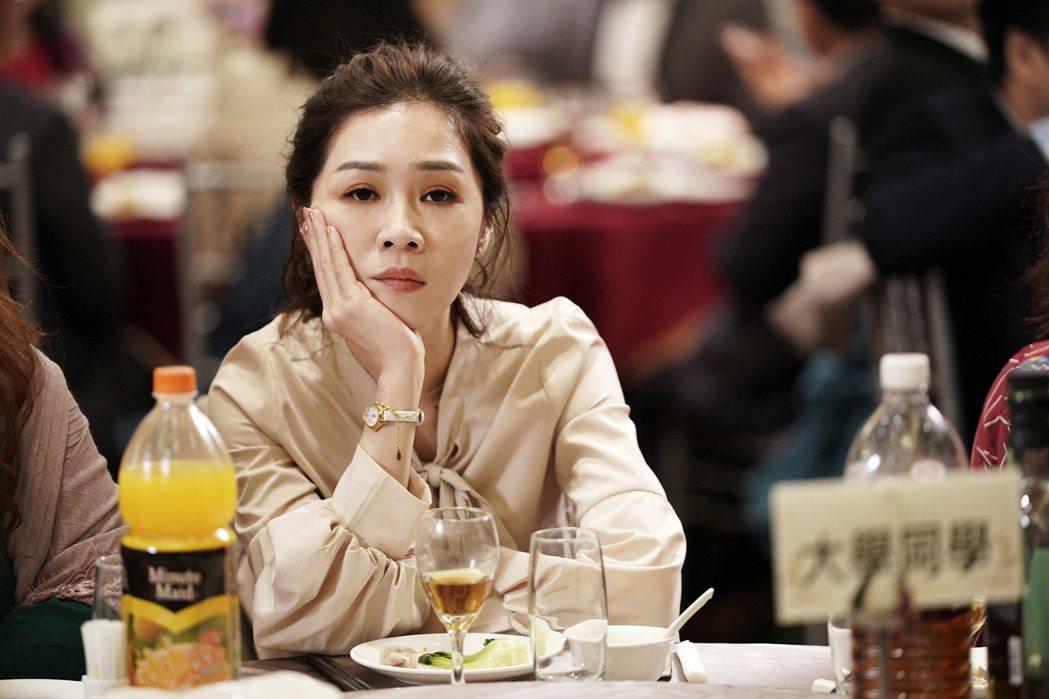 謝盈萱主演的「俗女養成記」創下好口碑好收視。 圖/華視提供