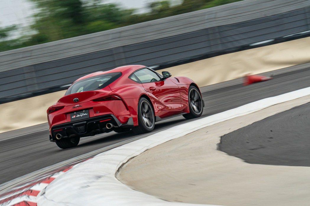 TOYOTA GR SUPRA搭載源自BMW的3.0 Turbo 直列六汽缸渦輪...