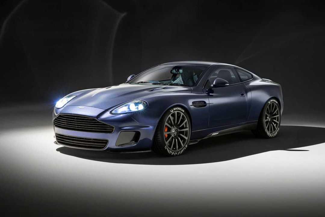 Ian Callum退休後的第一件作品!Aston Martin Vanquish 25亮相