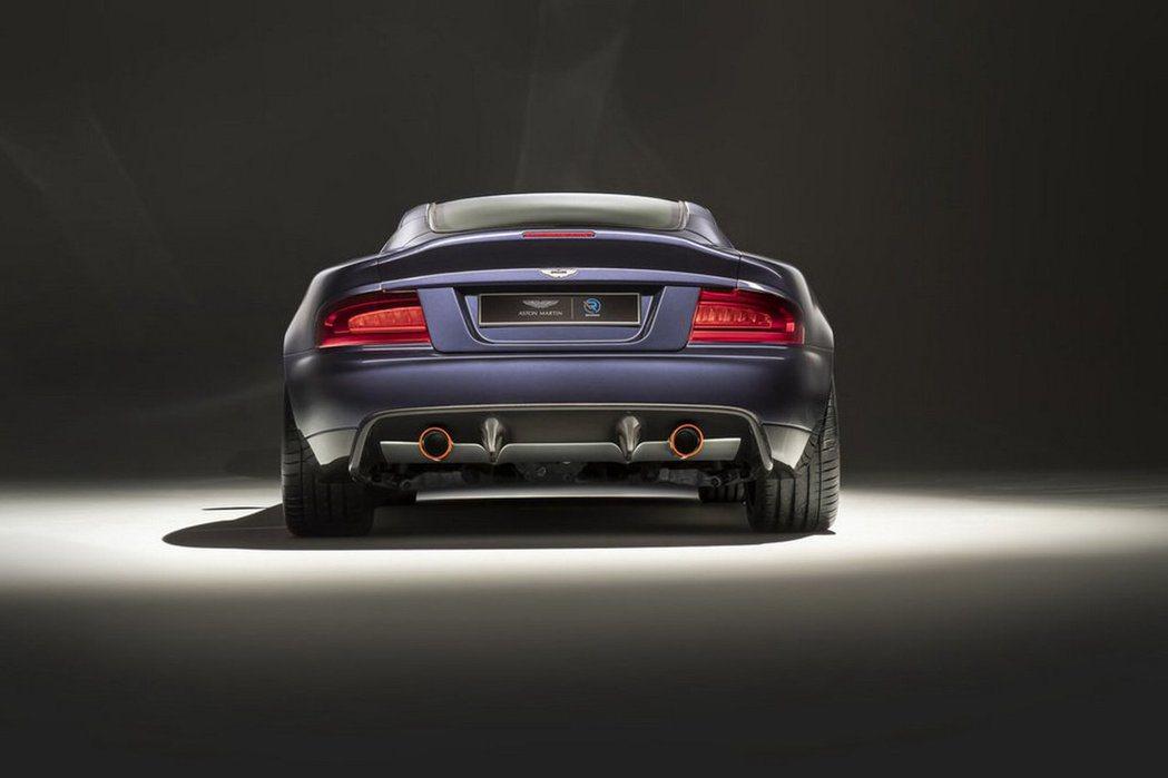 Aston Martin Vanquish 25。 摘自R-Reforged