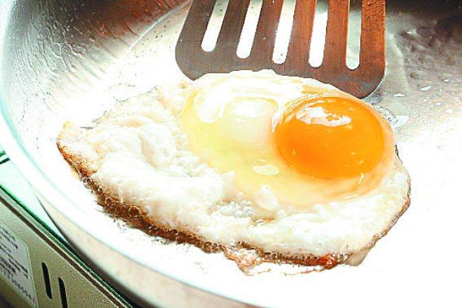 早餐吃雞蛋能補充身體一整天的能量,還有助減肥。 圖/報系資料照片