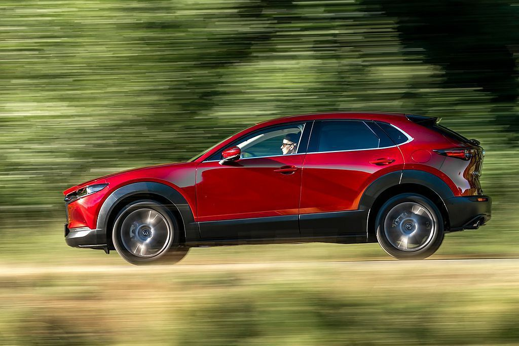 Mazda CX-30搭載新Skyactiv-Vehicle底盤架構與2,655...